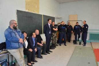 Beaucaire 2017 Entrainement Police Municipale Brigade Canine Julien Sanchez-6