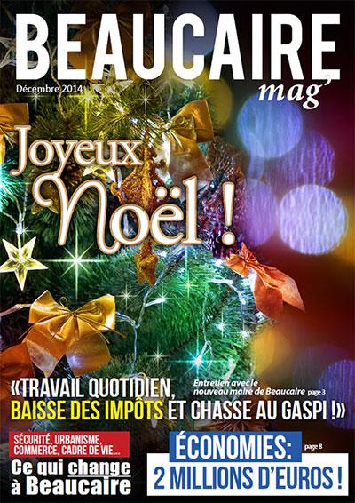 Beaucaire Mag - Decembre 2014