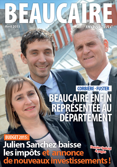 Beaucaire Mag - Avril 2015
