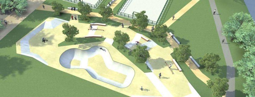 Skatepark Beaucaire